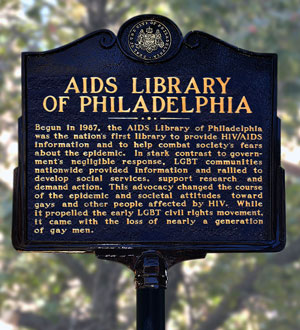 AIDS Library of Philadelphia