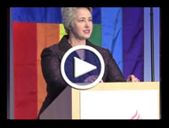 Houston Mayor Annise Parker Accepts the Equality Forum 2012 Role Model Award