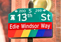 Windsor Street Sign
